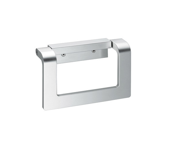 Agaho S-line Towel Ring 36M by WEST inx | Towel rails