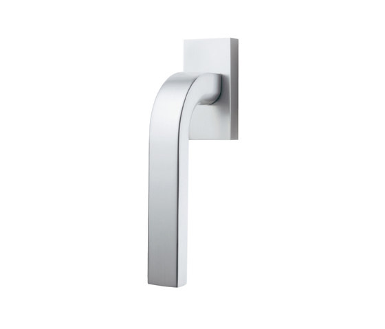 Agaho S-line Handle 214W-S by WEST inx | Lever window handles