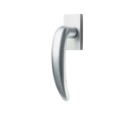 Agaho S-line Handle 219W-S by WEST inx | Lever window handles