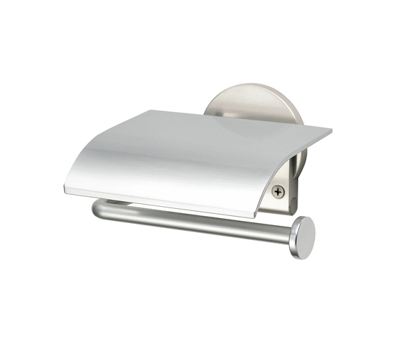 Agaho S-line Toilet Paper Holder 29M by WEST inx | Paper roll holders