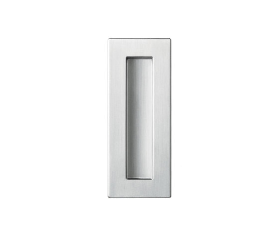 Agaho S-line P1 Sliding Door Pull 425 by WEST | Flush pull handles