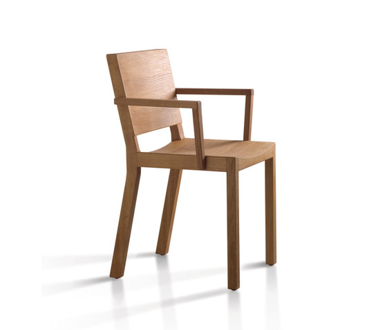ETS-A-EI Chair by OLIVER CONRAD | Restaurant chairs