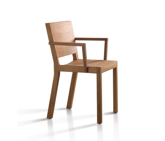 ETS-A-EI Chair de OLIVER CONRAD | Chaises de restaurant