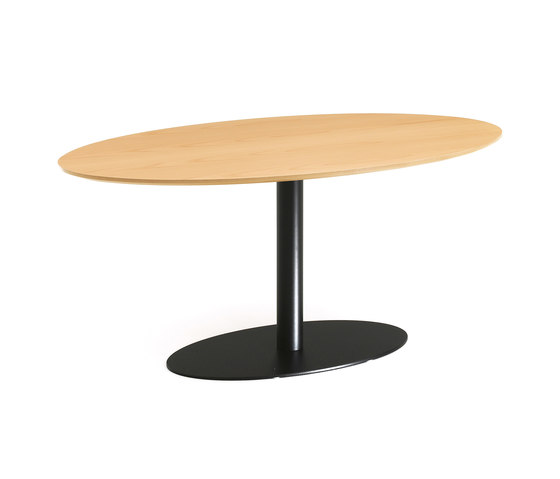 EFG Ovalen by EFG | Meeting room tables