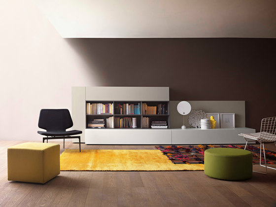 T030 by LEMA | Wall storage systems