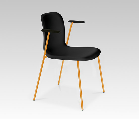 SixE by HOWE | Visitors chairs / Side chairs