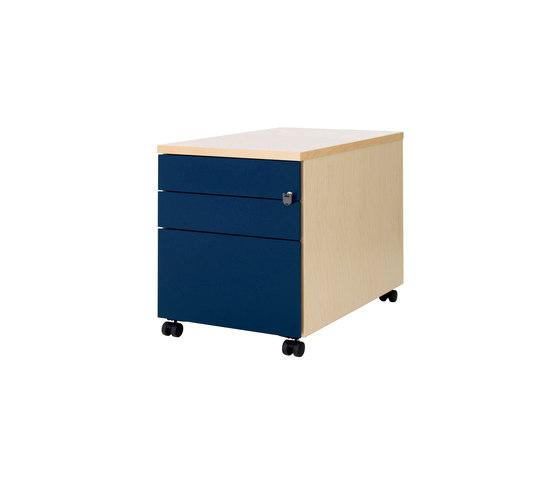 EFG Storage de EFG | Caissons mobiles pour bureaux