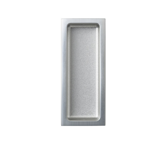Agaho S-line Sliding-Door Pull 427 by WEST inx | Flush pull handles