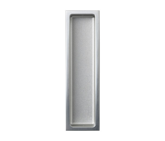 Agaho S-line Sliding-Door Pull 428 by WEST inx | Flush pull handles