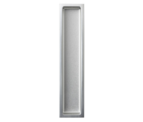 Agaho S-line S1 Sliding-Door Pull 429 by WEST | Flush pull handles
