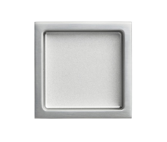 Agaho Sliding-Door Pull 432 by WEST inx | Flush pull handles