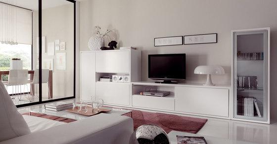 Odeon by ARLEX design | Wall storage systems
