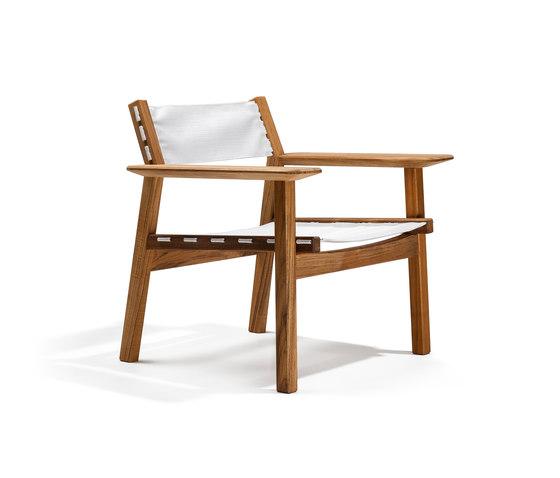 Djurö lounge chair by Skargaarden | Garden armchairs