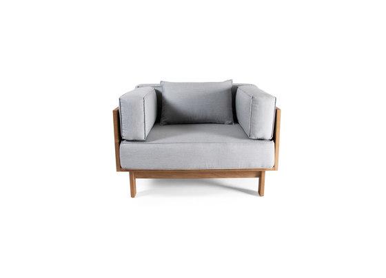 Falsterbo armchair de Skargaarden   Fauteuils de jardin