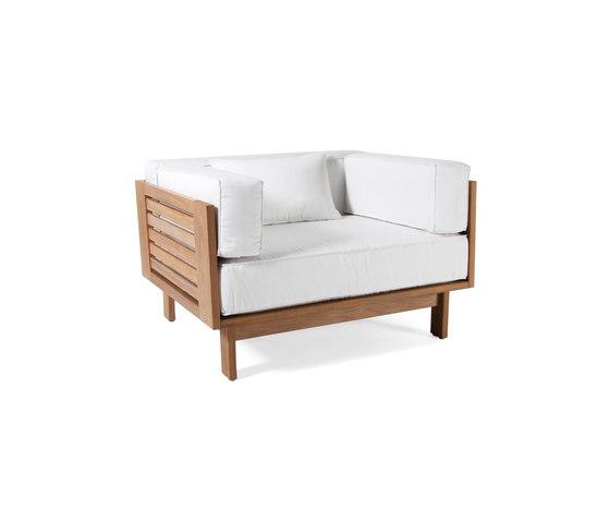 Falsterbo armchair von Skargaarden | Gartensessel