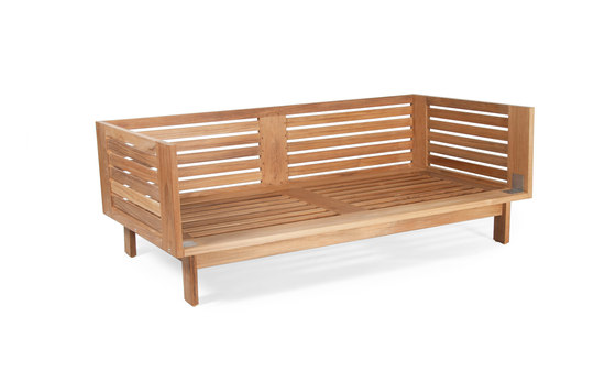 Falsterbo two seater sofa de Skargaarden | Sofas de jardin