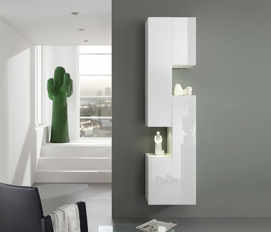 Wall by die Collection | Shelves
