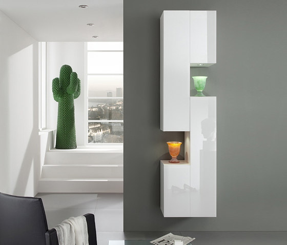 Wall by die Collection | Shelving systems