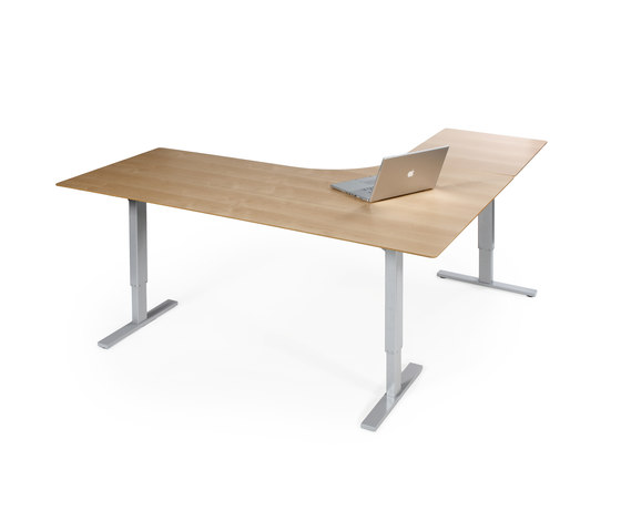 Aero Flex - electric sit & stand frame by Swedstyle | Individual desks