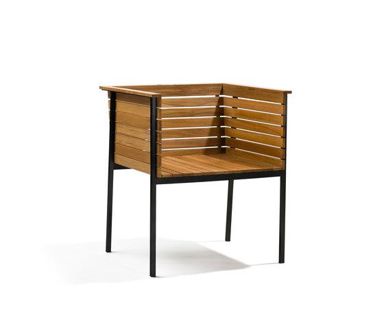 Häringe armchair by Skargaarden | Garden chairs