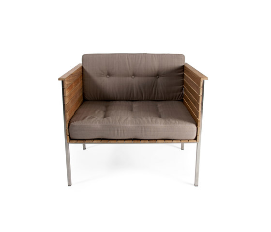 Häringe lounge armchair by Skargaarden | Garden armchairs