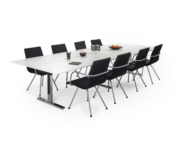 Aero Meeting by Swedstyle | Meeting room tables