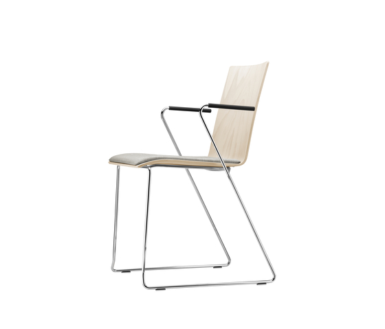 S 182 SPFST by Gebrüder T 1819 | Multipurpose chairs