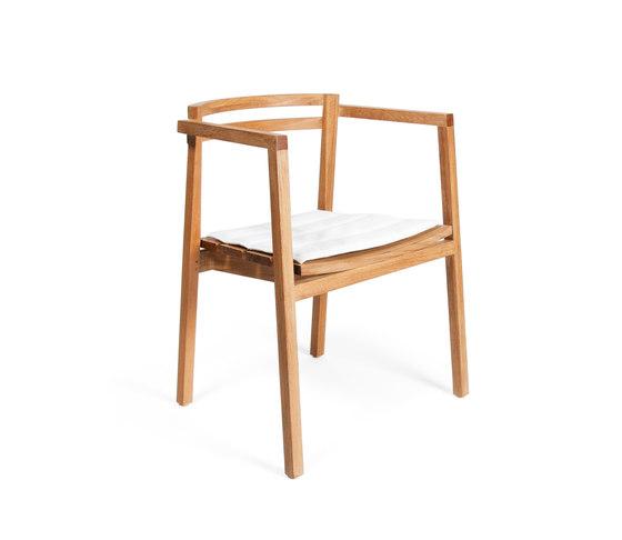 Oxnö armchair by Skargaarden | Garden chairs