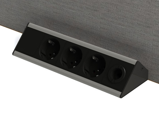 Concept Flex Power connectors by Swedstyle   Schuko sockets