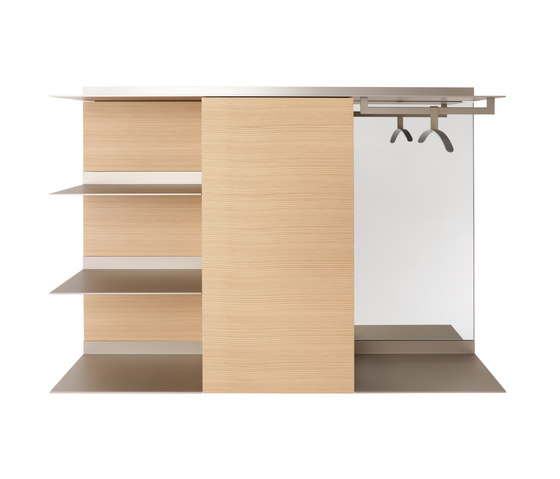 S7 System programme by Schönbuch | Built-in wardrobes