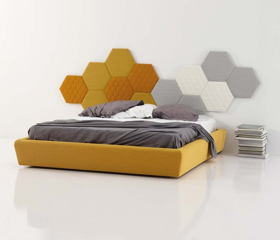 Tea panel cama de Sancal | Camas dobles