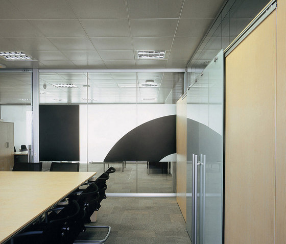 P600 dividing wall by Faram 1957 S.p.A. | Partitions