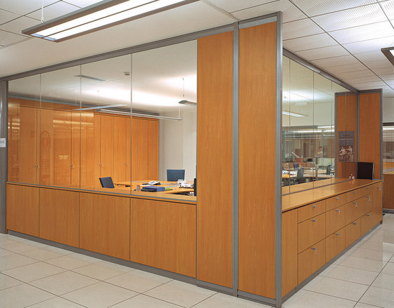 P600 dividing wall by Faram | Wall partition systems
