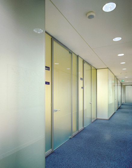 P600 dividing wall by ARLEX design | Partitions