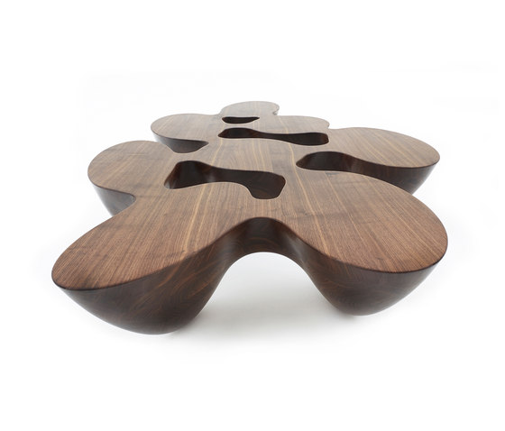 Quark | wood | 8E by Emmanuel Babled | Coffee tables