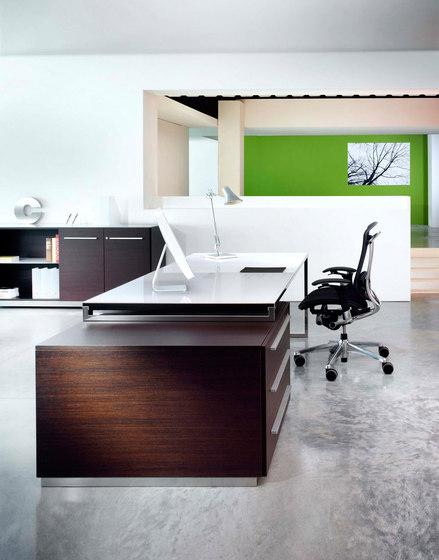 Aplomb desk by Faram | Individual desks