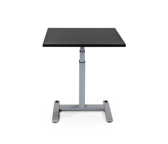 Single Mini - electric single column frame by Swedstyle | Contract tables