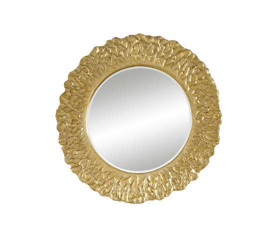 Flora gold by Deknudt Mirrors | Mirrors
