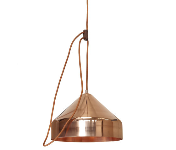 Lloop | copper polished by Vij5 | General lighting