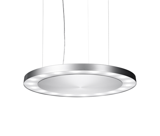 FLISC Pendant lamp by RIBAG | Pendant lights in aluminium