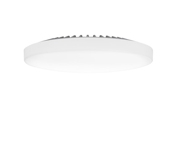 PUNTO Add-on element by RIBAG | Ceiling lights in aluminium