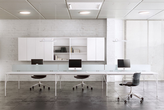 Feel Workstation by ARLEX design | Desking systems