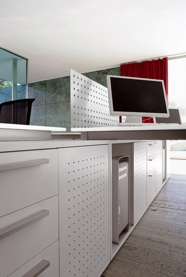 Cartesio Workstation by Faram 1957 S.p.A. | Desking systems