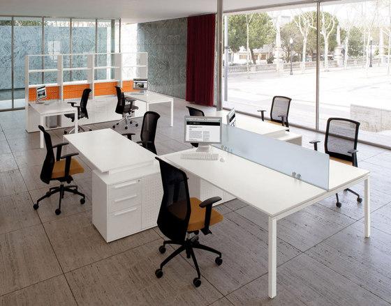 Cartesio Workstation by Faram   Desks