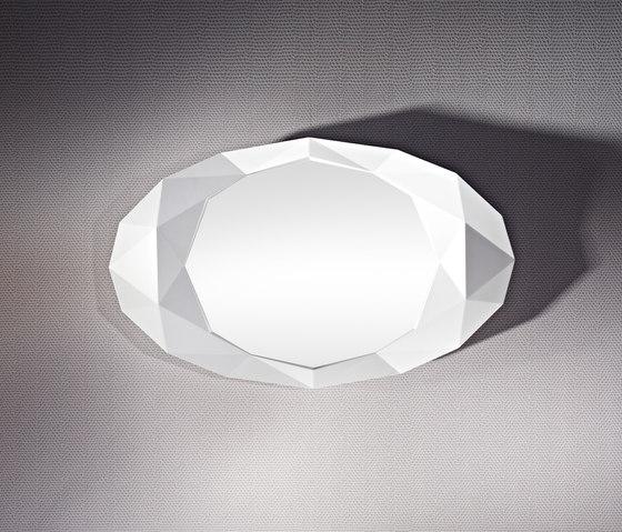 Precious White di Deknudt Mirrors | Specchi