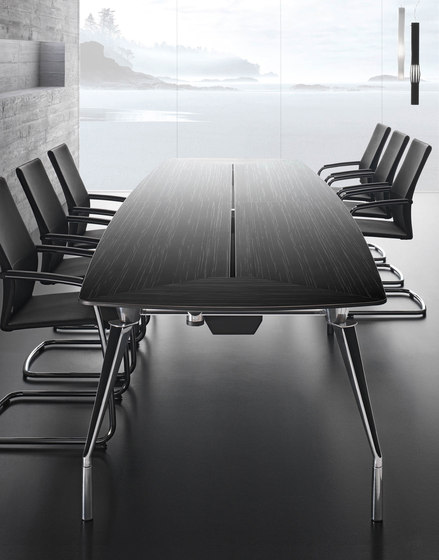 Dinamico meeting table von ARLEX design | Konferenztische
