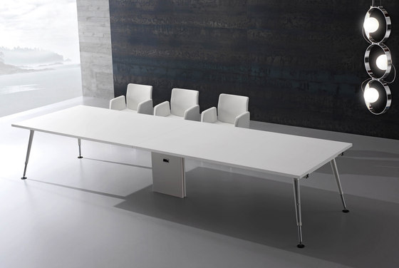 Dinamico meeting table by ARLEX design | Conference tables