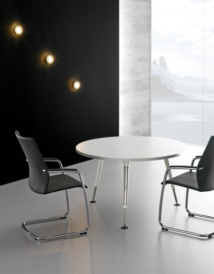 Dinamico meeting table von ARLEX design | Besprechungstische