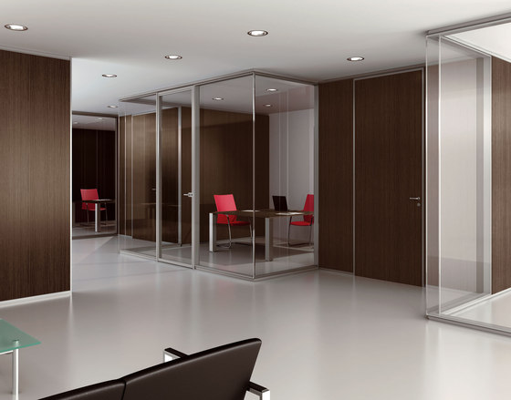 P900 dividing wall by Faram | Partitions