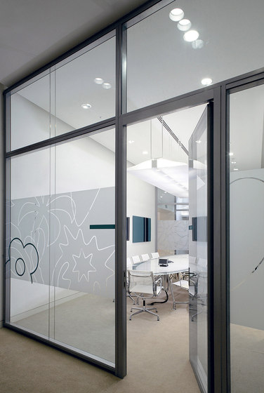 P700 dividing wall by ARLEX design | Partitions